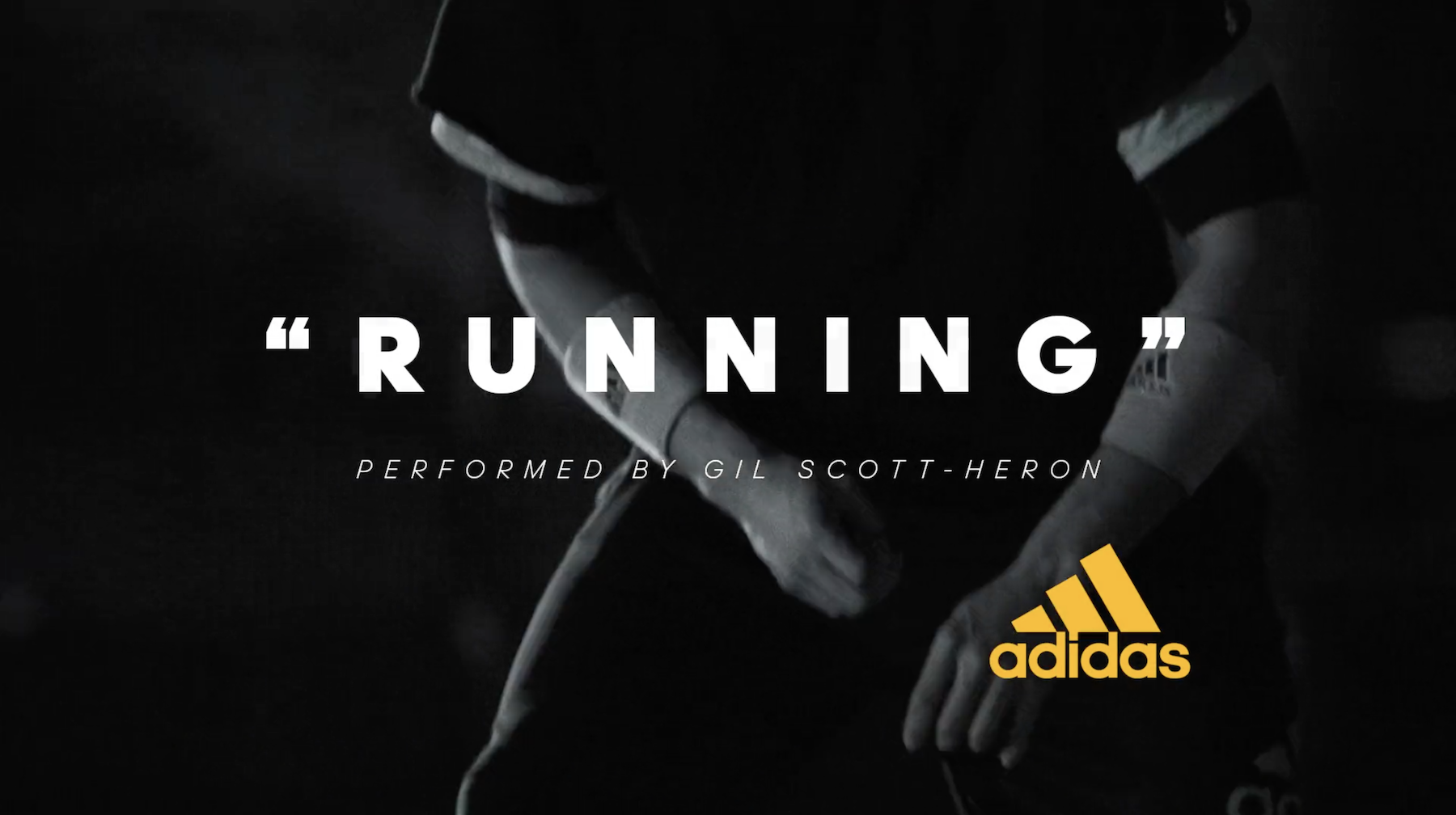 Running by